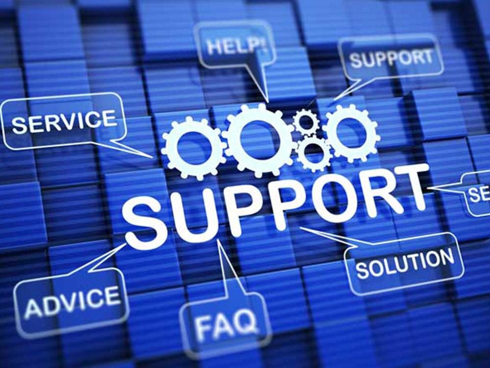 Maintenance - Support - Repair