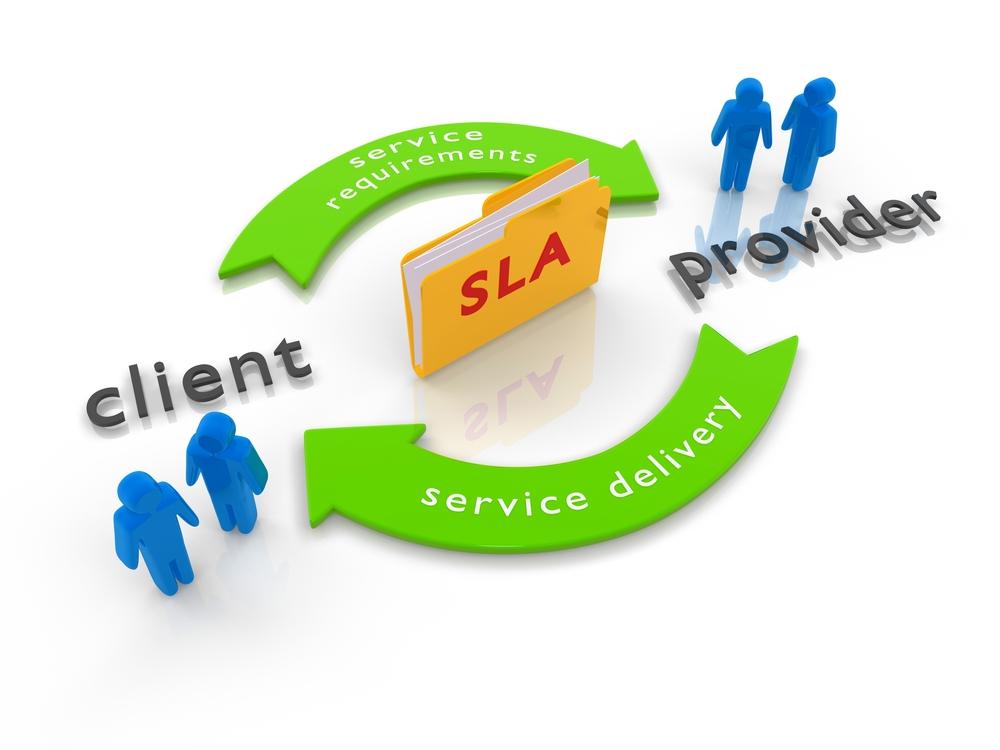Υπηρεσίες εγγυημένου επιπέδου (SLA)